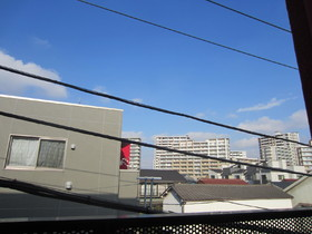 天気が良い日はこんな綺麗な空が見れます☆