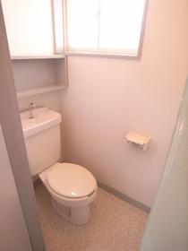 なかなか役に立つ、トイレ窓♪