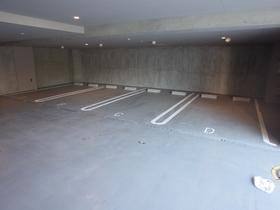 駐車場、平置きタイプ!