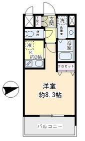 コスモシティ大森 304号室