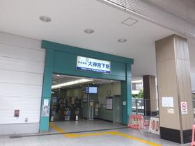 大神宮下駅(京成 本線)