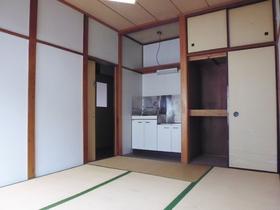 和室6帖☆収納☆キッチン☆