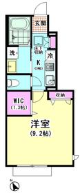 ヒルズガーデン 102号室