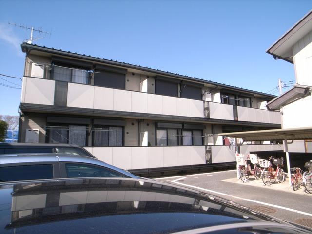 大和ハウス施工の賃貸住宅。D-ROOM