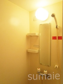 シャワールームです☆