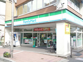 ファミリーマート市川真間店