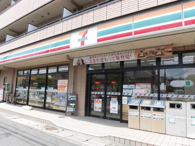セブンイレブン船橋本中山6丁目店
