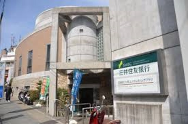 三井住友銀行六甲支店