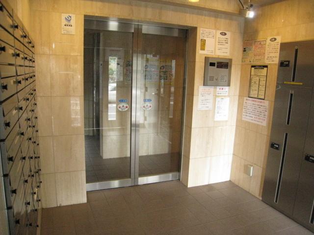 スカイコート高田馬場第5エントランス