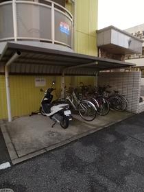 駐輪場あり☆