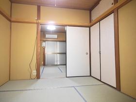 和室広々☆二間続きのお部屋です!