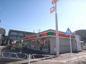 サンクス東船橋駅前