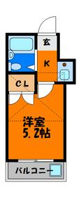 ロフト付き1K☆