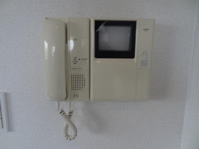 TV付きモニターホン
