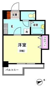 K2ヴィラ 303号室