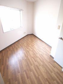 このお部屋はとがってます♪別のお部屋の写真です