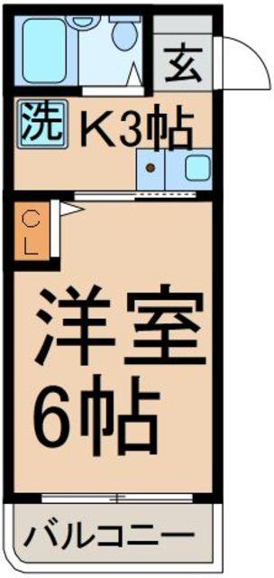 K3 洋6