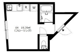 Orbit駒沢1階Fの間取り画像