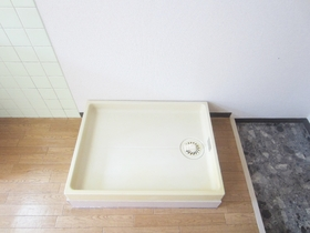 室内洗濯機置場完備☆