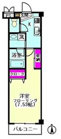 ビバス萩中 204号室