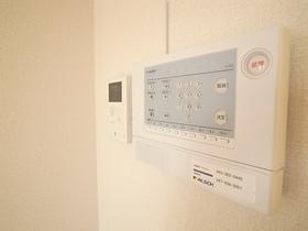ALSOKホームセキュリティー標準装備
