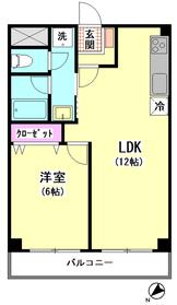 三榮マンション第一 14室フルリニューアル 505号室