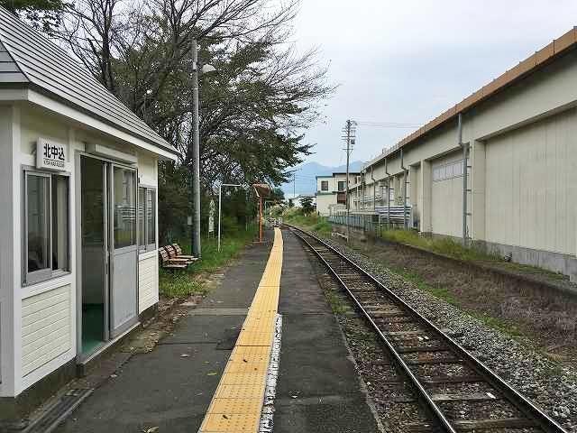 北中込駅(JR 小海線)