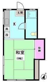 宮田荘 103号室