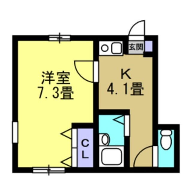 洋7.3帖 K4.1帖