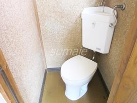 こちらがおトイレです☆彡