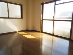 2面採光の明るいお部屋です!