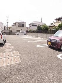 広々とした駐車スペース☆