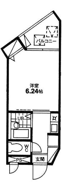 「富ヶ谷スカイブルーマンション」画像1