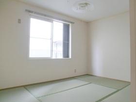 寝室にピッタリの和室です。