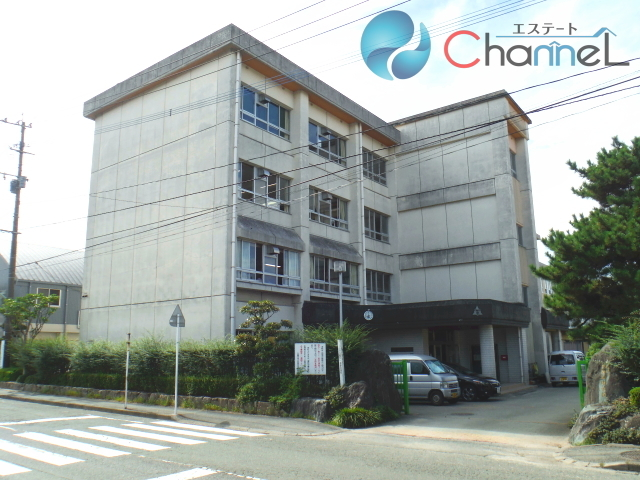 久留米市立牟田山中学校