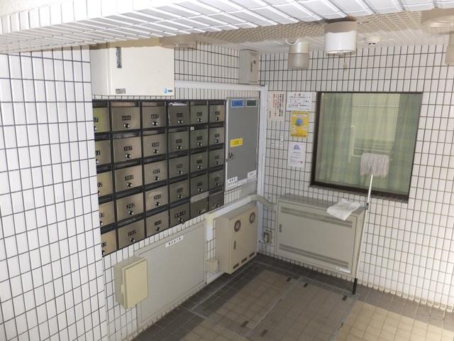 スカイコート武蔵小杉第4エントランス