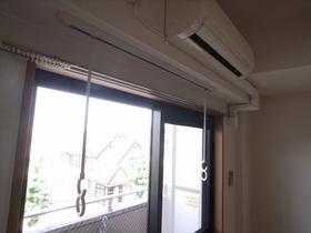 室内干しにエアコン完備でござる!
