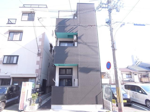 神戸市長田区戸崎通2丁目の賃貸アパート