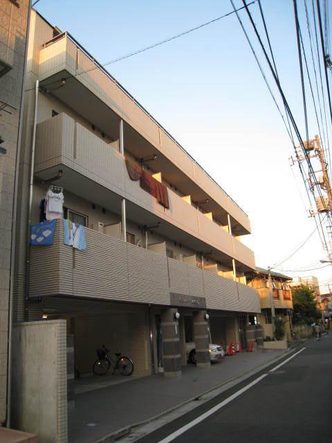 スカイコート蒲田7外観