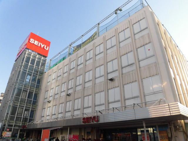 西友本八幡店