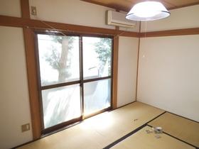 和室はこのように日当たり良いです☆