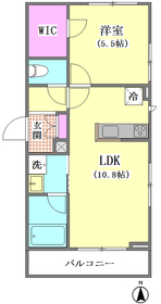 仮称)大田区新蒲田3丁目シャーメゾン 201号室