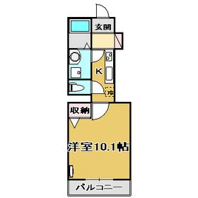 アパート/高知県高知市大津乙160ー2 Image
