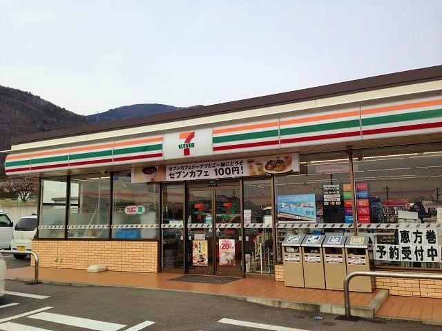 セブンイレブン上田新田東店