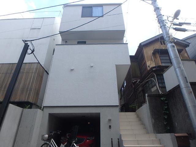 恵比寿南戸建の外観画像