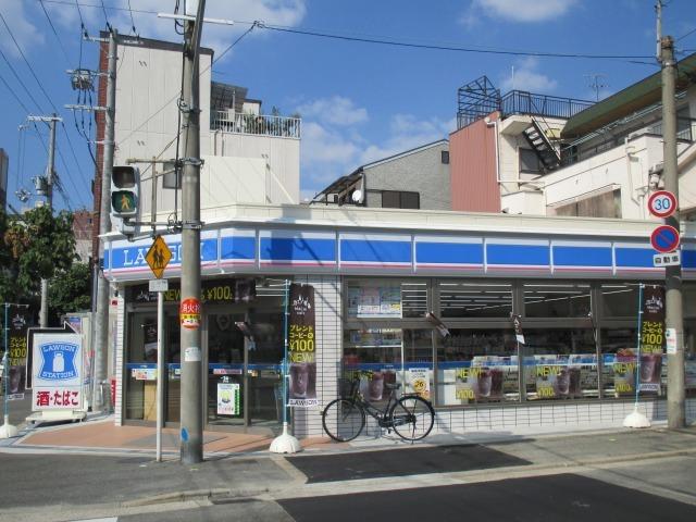 ローソン本庄西二丁目店
