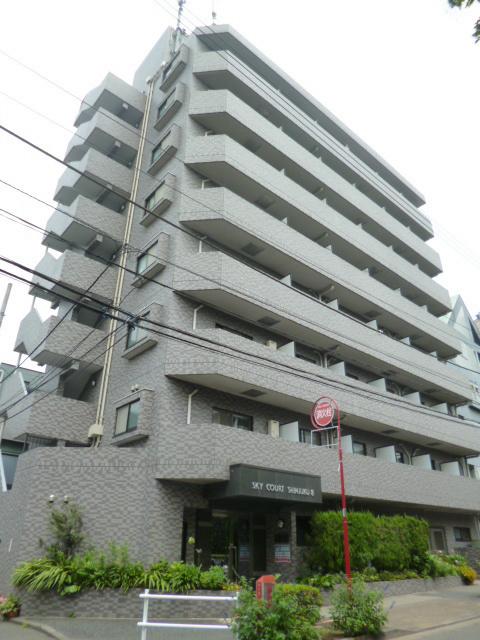 スカイコート新宿第8外観