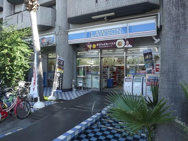 ローソン木川西店