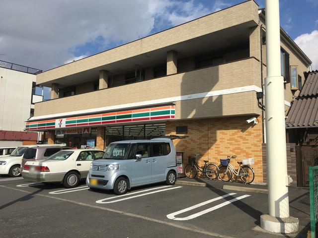 セブンイレブン浦安海楽店