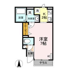サンクタス OMORI 103号室